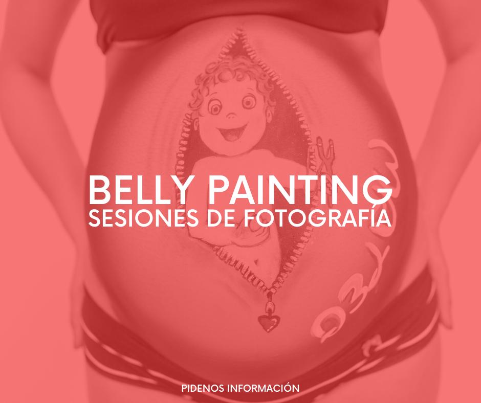 Fotografía Belly painting